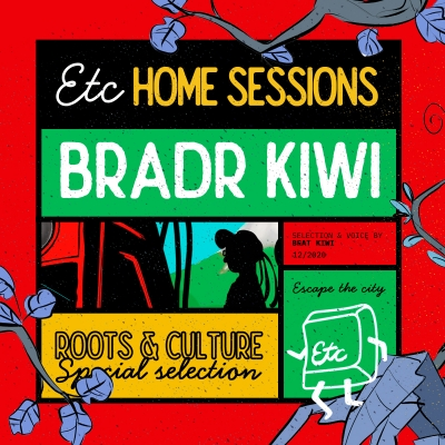 Kiwi na Escape the City Home sessionu
